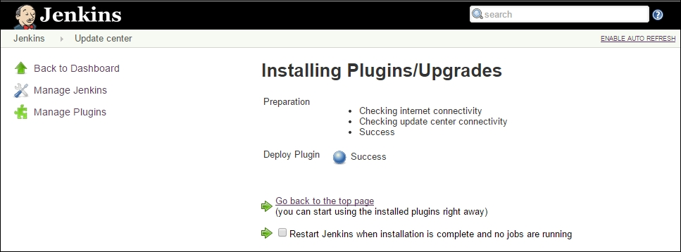 Deploying a war file from Jenkins to Tomcat - Jenkins Essentials