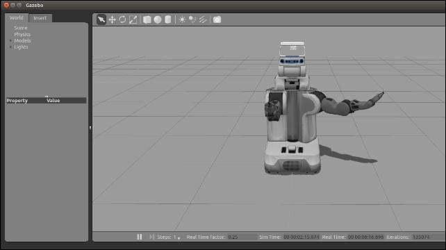 Simulators of ROS - ROS Robotics Projects