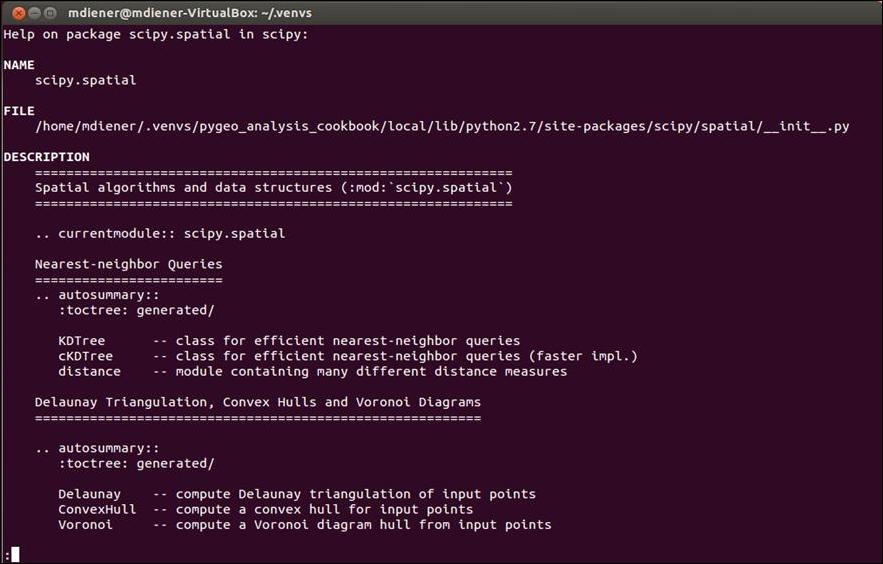Installing SciPy, PySAL, and IPython - Python Geospatial Analysis