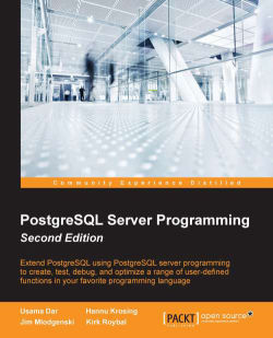 Returning a record - PostgreSQL Server Programming - Second