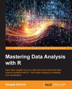 Loading Excel spreadsheets - Mastering Data Analysis with R