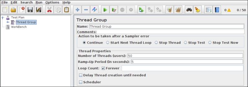 Load testing AMQP - RabbitMQ Essentials