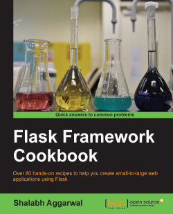 S3 storage for file uploads - Flask Framework Cookbook