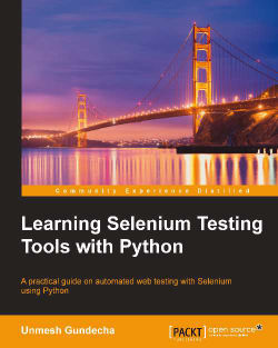 Working with dropdowns and lists - Learning Selenium Testing Tools