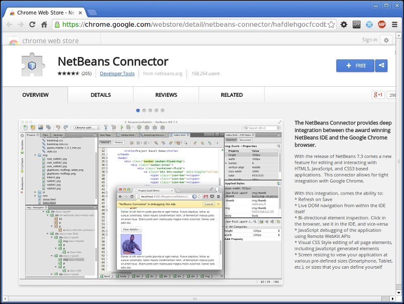 NetBeans tips for effective development - Java EE 7 Development with