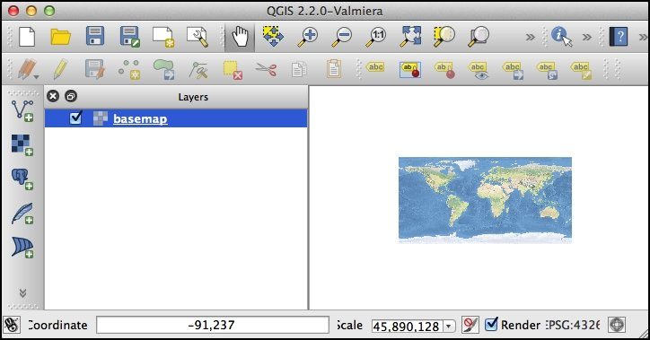 Linking QGIS and Python - Building Mapping Applications with QGIS