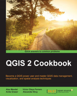 Opening a NetCDF file - QGIS 2 Cookbook