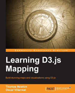 AJAX - Learning D3 js Mapping