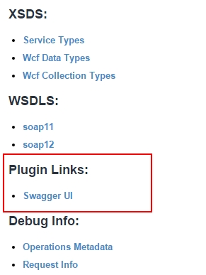 Querying your service with Swagger - Mastering ServiceStack