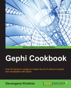 Finding out the shortest path in the graph - Gephi Cookbook