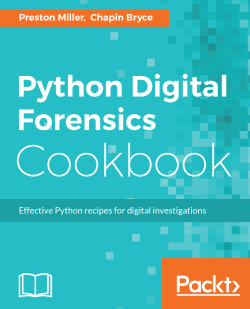 Parsing EML files - Python Digital Forensics Cookbook
