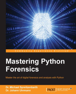 Using Scapy during an investigation - Mastering Python Forensics