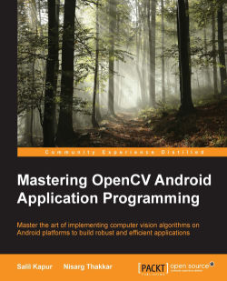 Edge and Corner detection - Mastering OpenCV Android Application