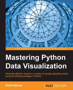 Visualization plots with Anaconda - Mastering Python Data