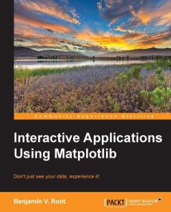 Interactive Applications Using Matplotlib