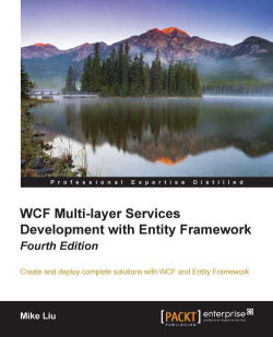 Hosting the WCF service in IIS Express - WCF Multi-layer