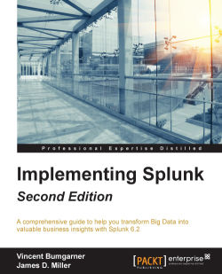 Calculating events per slice of time - Implementing Splunk