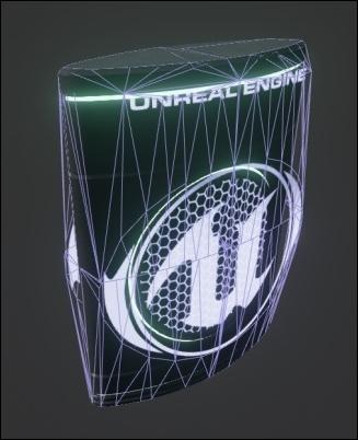 Auto convex collision - Unreal Engine 4 Game Development