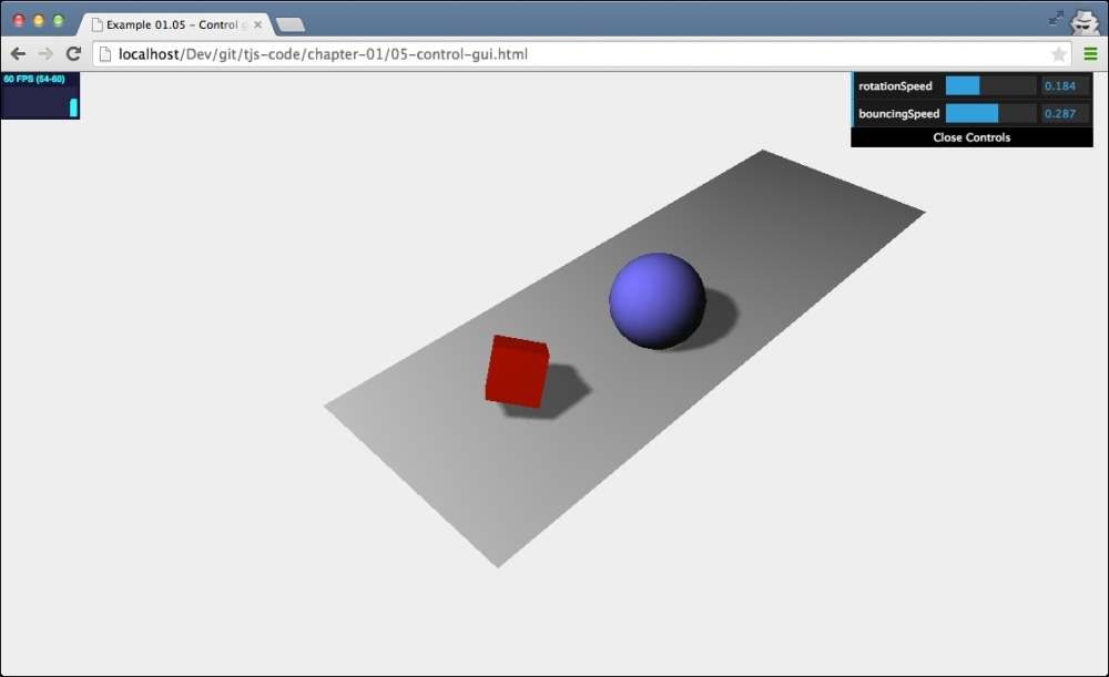 Creating Your First 3D Scene with Three js - Learning Three