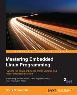 Accessing flash memory from Linux - Mastering Embedded Linux