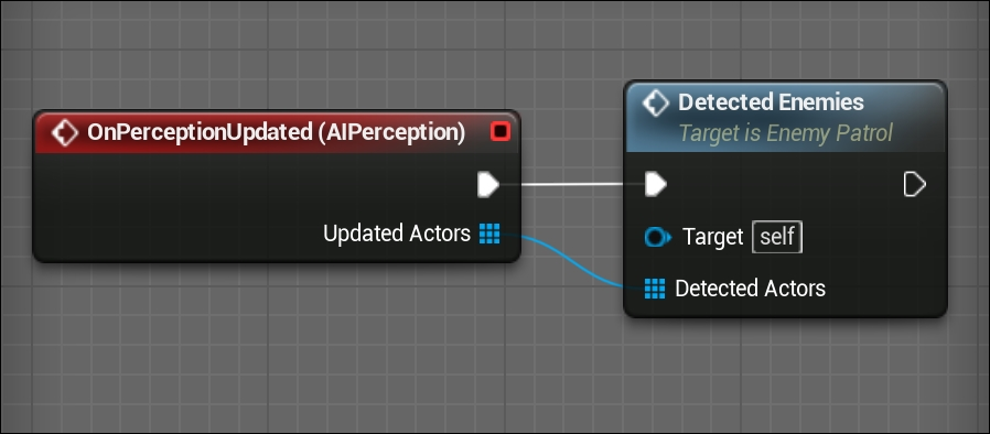 Pawn detection - Unreal Engine 4 AI Programming Essentials