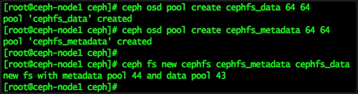 Deploying Ceph MDS - Ceph Cookbook