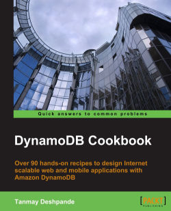 Querying data using the DynamoDB console - DynamoDB Cookbook