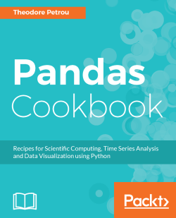 Renaming row and column names - Pandas Cookbook