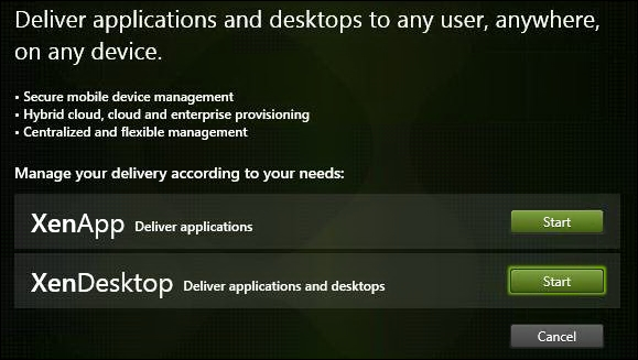 Installing the Citrix XenApp 7 6 Delivery Controller
