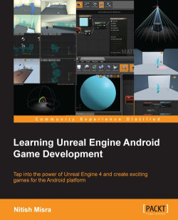 UMG Editor - Learning Unreal Engine Android Game Development