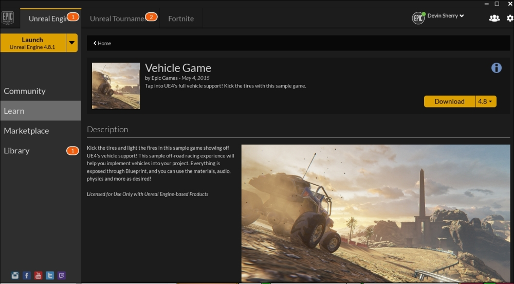 Vehicle Blueprint – a content overview - Unreal Engine Physics