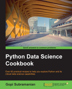 Performing word lemmatization - Python Data Science Cookbook