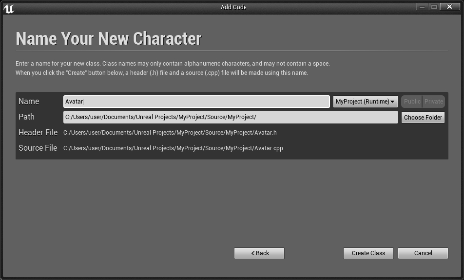 Creating a player entity - Learning C++ by Creating Games with UE4
