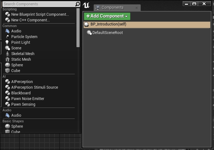 Knowing the environment - Unreal Engine Game Development Blueprints