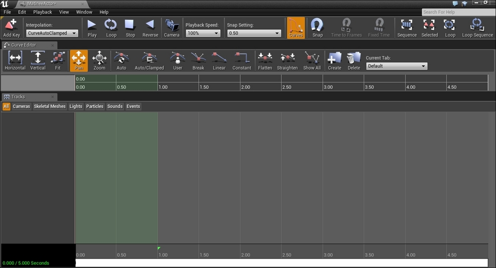 Unreal Engine and its powerful editors - Learning Unreal