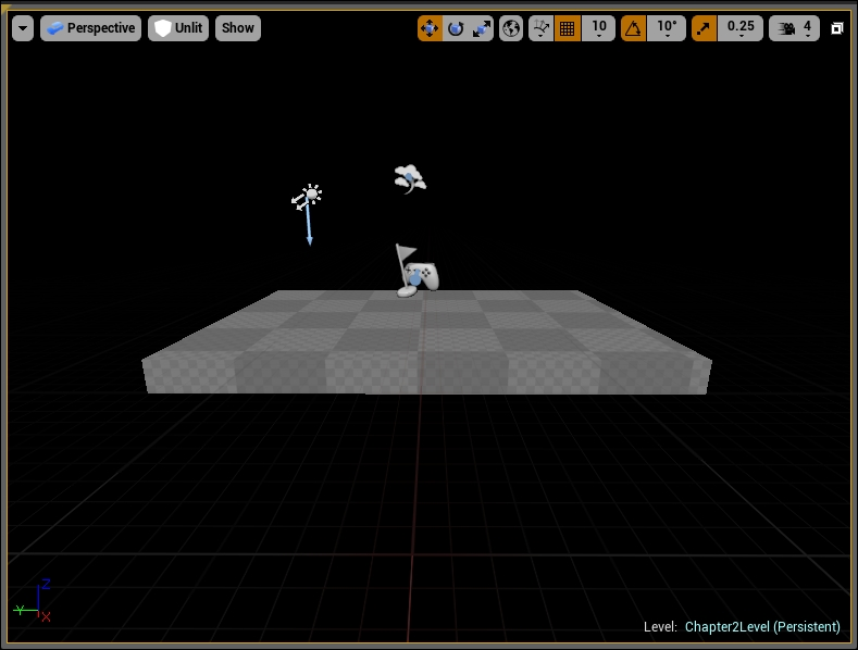 Adding Player Start - Learning Unreal Engine Game Development