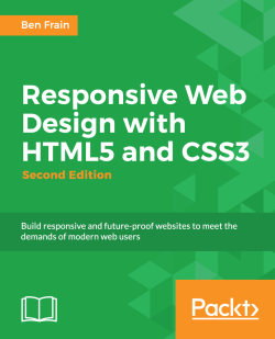 Free eBook-Responsive Web Design with HTML5 and CSS3 - Second Edition