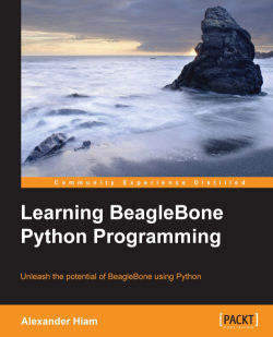 Pulse width modulation - Learning BeagleBone Python Programming