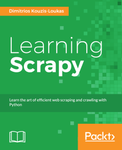 Scrapy is a Twisted application - Learning Scrapy