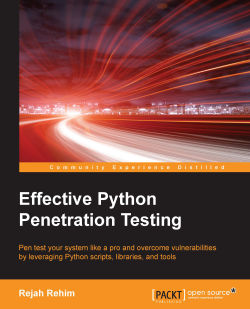 SSH brute-forcing - Effective Python Penetration Testing