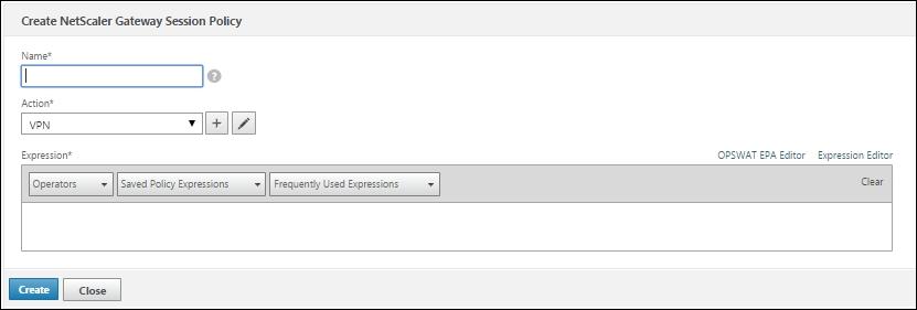 NetScaler Gateway™ - Mastering NetScaler VPX