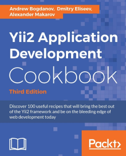 Yii2 Application Development Cookbook - Third Edition