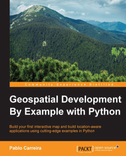 Geospatial Development By Example with Python