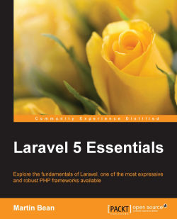 Structure of a Laravel application - Laravel 5 Essentials