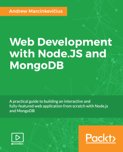 Web Development with Node.JS and MongoDB [Video]