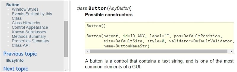 How to create our GUI in wxPython - Python GUI Programming