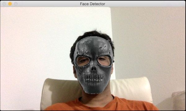 Fun with faces - OpenCV with Python By Example