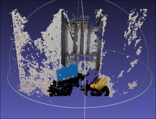 Building the 3D map - OpenCV with Python By Example