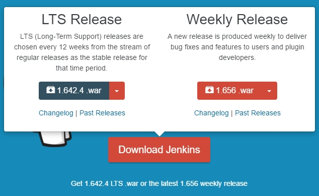 Upgrading Jenkins - Learning Continuous Integration with Jenkins