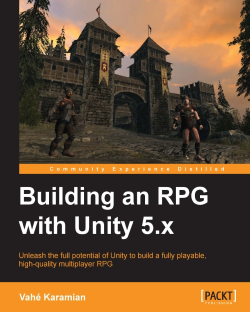 Completing HUD design - Building an RPG with Unity 5 x